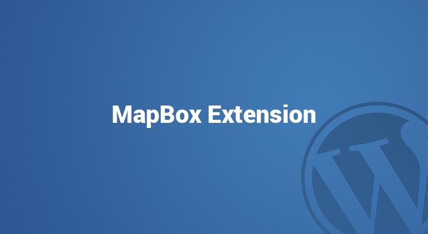MapBox Addon For Designinvento Themes