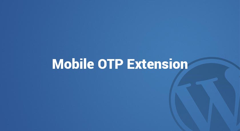 Mobile OTP For Designinvento Themes
