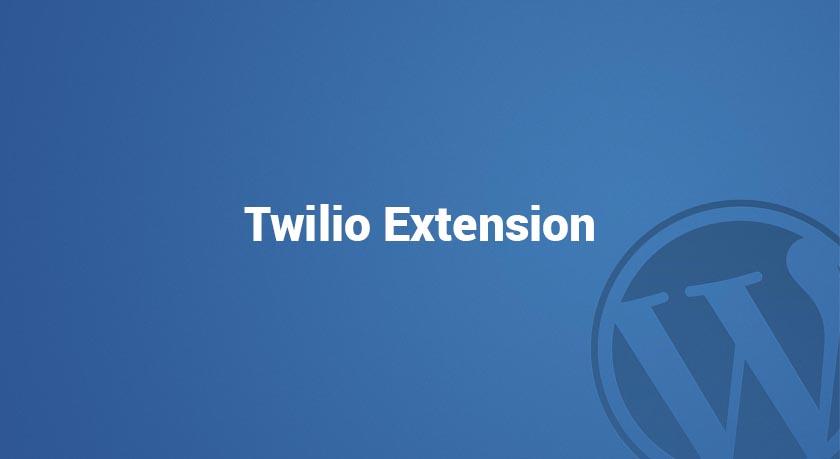 Twilio Addon For Designinvento Themes